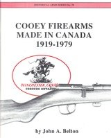 Cooey Firearms, Made in Canada 1919-1979 - 1 of 10