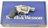 Smith & Wesson M 642-2 .38 Spl+PAirweight Centennial Revolver