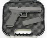 Glock 35 Pistol 40 S&W