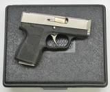Kahr PM 40 Semi Auto Pistol wCase 40 S&W