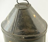 British Metal Hat Box Belonging to Lt. Col. H.L. Smith (DSO) - 4 of 7