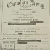 Medal Group Canadian WW2 & Korea - 11 of 15