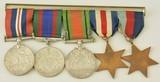 Medal Group Canadian WW2 & Korea - 6 of 15