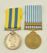 Medal Group Canadian WW2 & Korea - 7 of 15