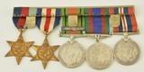 Medal Group Canadian WW2 & Korea - 2 of 15