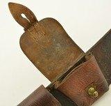 WW1 Canadian Cartridge Belt (Field Artillery Marked) - 13 of 14