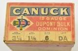 1924 Dominion Canuck 12 GA Shotshell - 2 of 5