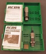 RCBS 7.7 X 58 mm Japanese Arisaka Dies