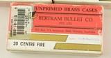 Bertram Brass Unprimed .300 Sherwood Cases (Three Boxes) - 2 of 3