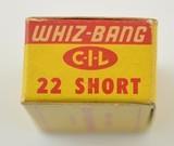 CIL Whiz-Bang 22 Short 1960 Issue Box - 3 of 7