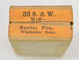 Winchester .32 S&W Rifle Cartridges - 3 of 5