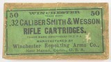 Winchester .32 S&W Rifle Cartridges - 1 of 5