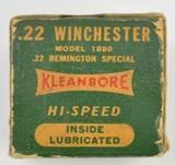 Remington Kleanbore .22 WRF BOX - 3 of 7