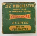Remington Kleanbore .22 WRF BOX - 5 of 7