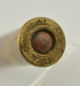 303 British Dum-Dum Hollow Point Cartridge Rare Canadian MK4 - 2 of 3