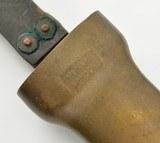 Rare Serrated Siebe Heinke Diver'sKnife - 10 of 13