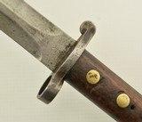 British Pattern 1888 Mk. I Bayonet (Unit Marked) - 7 of 10