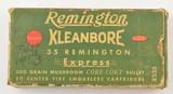 Remington 35 Remington Express Ammo
