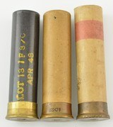 Lot of British 1-Inch Flare Cartridges Including Proof Load