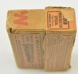 32 Winchester Special 1915 Full Box Soft Point Ammunition - 5 of 9