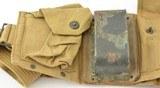 US Model 1918 BAR Rifleman's Belt First Pattern - 3 of 8