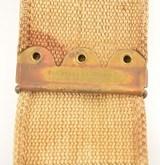 Mills Double Loop 30-40 Krag Cartridge Belt - 6 of 6