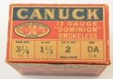 1946 Canuck Shotshell Box - 2 of 7