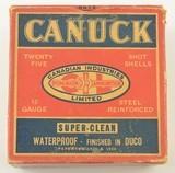 1946 Canuck Shotshell Box - 1 of 7