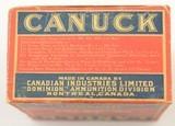 1946 Canuck Shotshell Box - 4 of 7