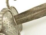 18th Century Walloon Style Horseman Sword - 8 of 15