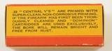 CIL Central V's 22 LR 1937 Second Variation Box - 3 of 7