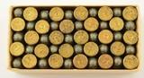 CIL Central V's 22 LR 1937 Second Variation Box - 7 of 7
