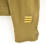 US Army WWII Enlisted man's Ike Jacket - 8 of 15