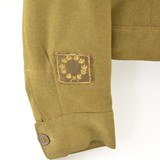 US Army WWII Enlisted man's Ike Jacket - 3 of 15
