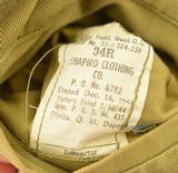 US Army WWII Enlisted man's Ike Jacket - 12 of 15