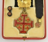 Equestrian Order of the Holy Sepulchre Medal Set (Knight Rank) - 2 of 5