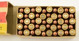 Winchester 25 Automatic Ammunition Full Box 1950's - 6 of 6