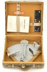 World War II Merchant Marine Lifeboat Sextant