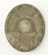German Army Silver Wound Badge - 1 of 2