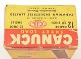 Canuck 1947 Shotshell Box - 4 of 8