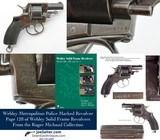 Webley MP Model Revolver (Police Marked and Published)