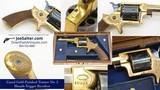 Cased Gold-Finished Tranter No. 2 Revolver