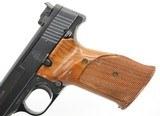 Smith & Wesson 22LR Model 41 Pistol 5 1/2