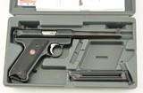 Ruger Mk. III Standard Pistol