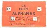 Eley Aphamax Empty Shotshell Box - 4 of 6