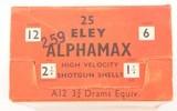 Eley Aphamax Empty Shotshell Box - 2 of 6