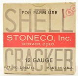 Empty Box of Shell Crackers for Farm Use - 1 of 6