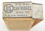 US Cartridge Co. 38 Short CF Colt Webley Callouts - 3 of 7