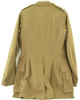 WW1 Service Tunic and Breeches Belonging to Col. Percy Herbert DSO - 7 of 9