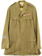 WW1 Service Tunic and Breeches Belonging to Col. Percy Herbert DSO - 1 of 9